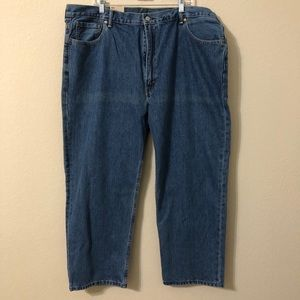 Levi's 550 Big & Tall Relaxed Fit Jeans NWT